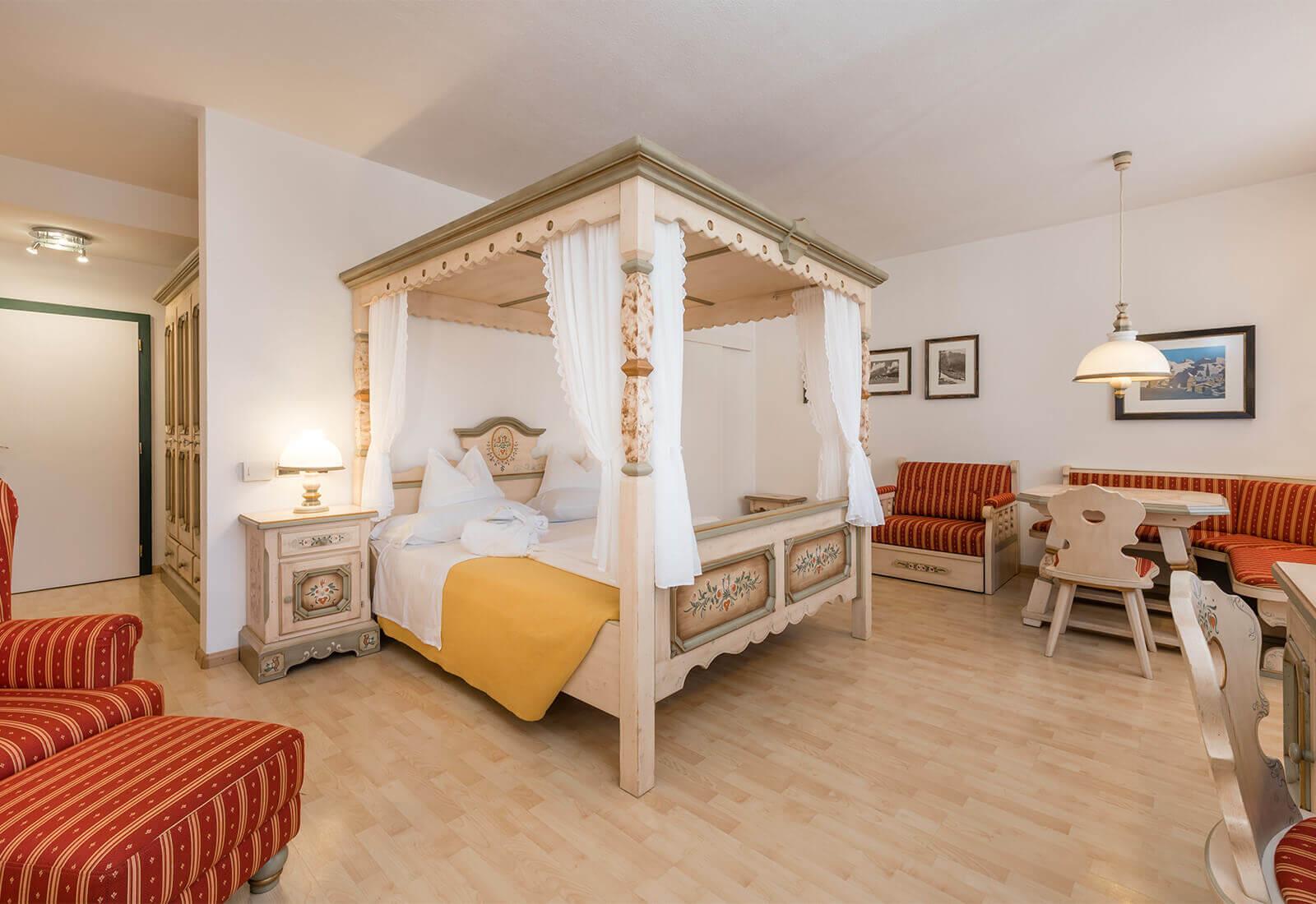 Family Hotel 4 Stelle S a San Candido - Cavallino Bianco